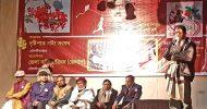 মুজিববর্ষে মৌলভীবাজারে 'মাধবী বলছি' নাটক মঞ্চস্থ