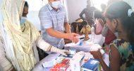 মৌলভীবাজারে মা ও শিশুদের জন্য ফ্রি মেডিকেল ক্যাম্প