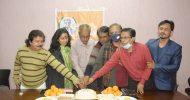 কবি ও সাংবাদিক নূরুল নাভেদ'র ৫০ বছর পূর্তি অনুষ্ঠান