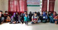 ভারত থেকে অনুপ্রবেশকারী ২১ রোহিঙ্গা আটক