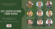 `CVF Expectations from COP26' শীর্ষক ওয়েবিনার অনুষ্ঠিত
